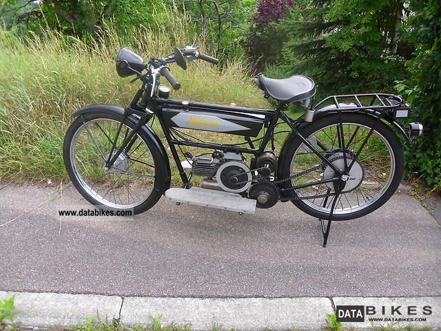 Other  Hermes 1925 Vintage, Classic and Old Bikes photo