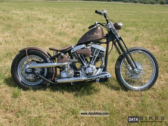 Harley Davidson  Star frame 1957 Vintage, Classic and Old Bikes photo
