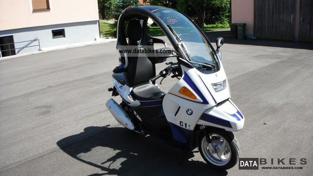 BMW  Williams special edition C1 2002 Scooter photo