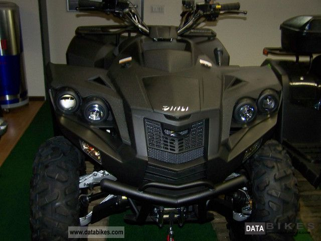 2012 Dinli  EVO 800 LOF Motorcycle Quad photo
