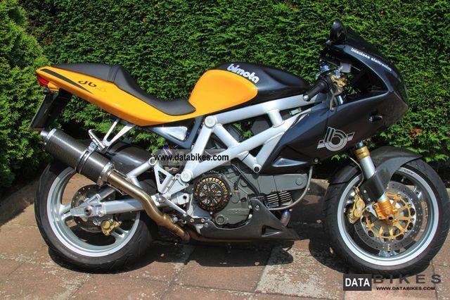 1999 Bimota  DB4.i.e. Motorcycle Sports/Super Sports Bike photo