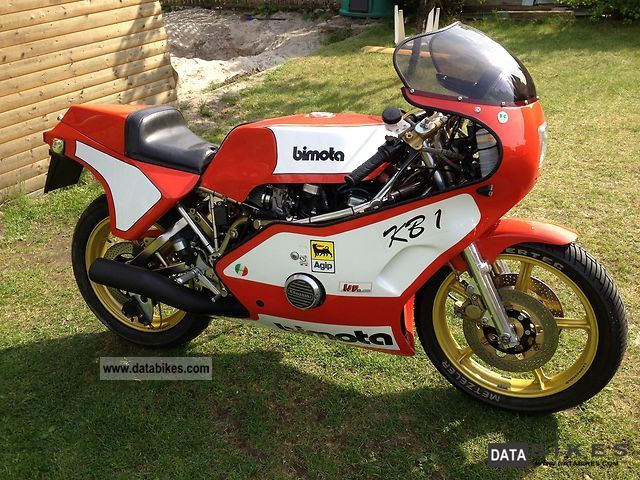 Bimota  KB 1 1978 Vintage, Classic and Old Bikes photo