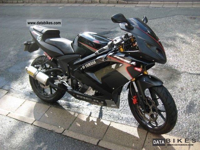 2008 Rieju  RS 4T Black Edition Motorcycle Sports/Super Sports Bike photo