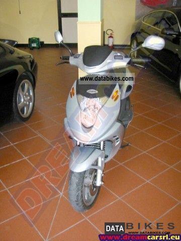 2004 Malaguti  F18 Warrior Motorcycle Lightweight Motorcycle/Motorbike photo