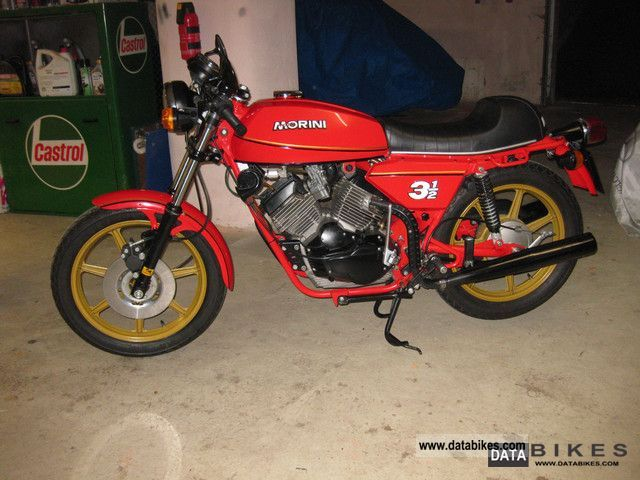 1980 Moto Morini  3 1/2 S Motorcycle Motorcycle photo