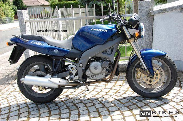 2007 Cagiva  River 500 Motorcycle Naked Bike photo