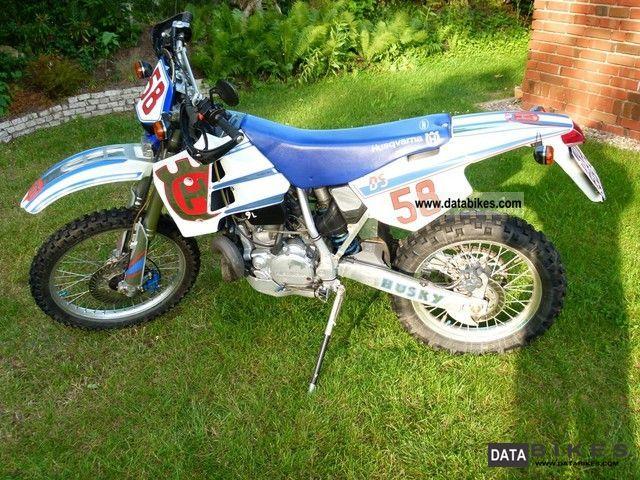 1994 husqvarna wr 360 2 stroke | in Sutton-in-Ashfield