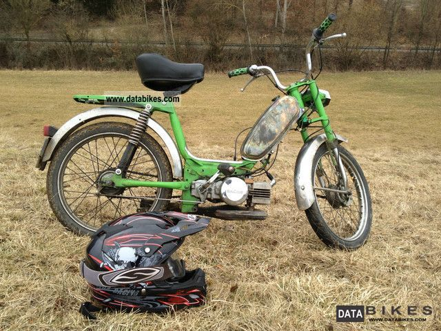 1979 Hercules  M5 Motorcycle Motor-assisted Bicycle/Small Moped photo