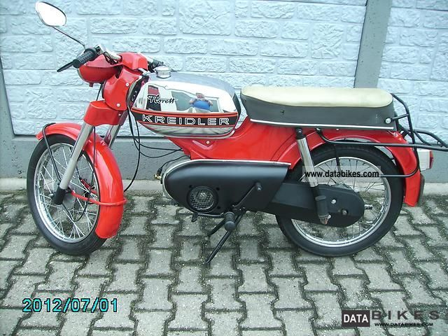 Kreidler  LF 1971 Vintage, Classic and Old Bikes photo