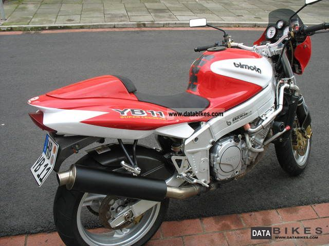 Super and Leggera: 1998 Bimota YB11 Superleggera for Sale
