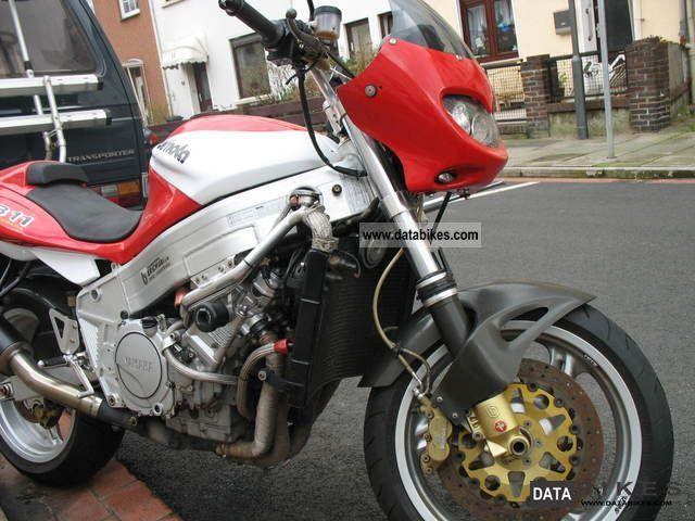 2000 Bimota YB11 Super Legera