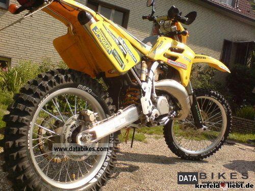 1994 Gasgas  EC 125 Motorcycle Lightweight Motorcycle/Motorbike photo