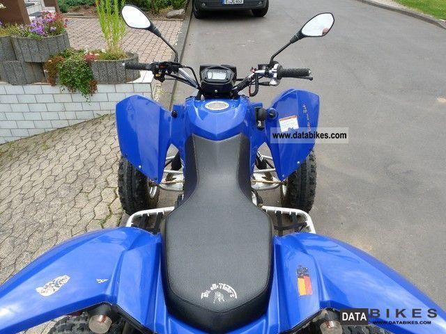 2007 Burelli  SP300-S ACCESS Motorcycle Quad photo