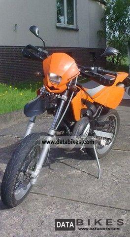 2002 Beta  rr 50 (BE) Motorcycle Super Moto photo