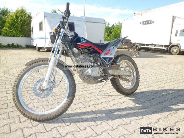 2001 Beta  ALP 200 Motorcycle Rally/Cross photo