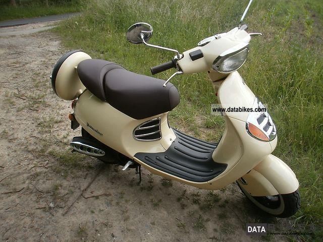 1999 Malaguti  Yesterday 50 Motorcycle Scooter photo