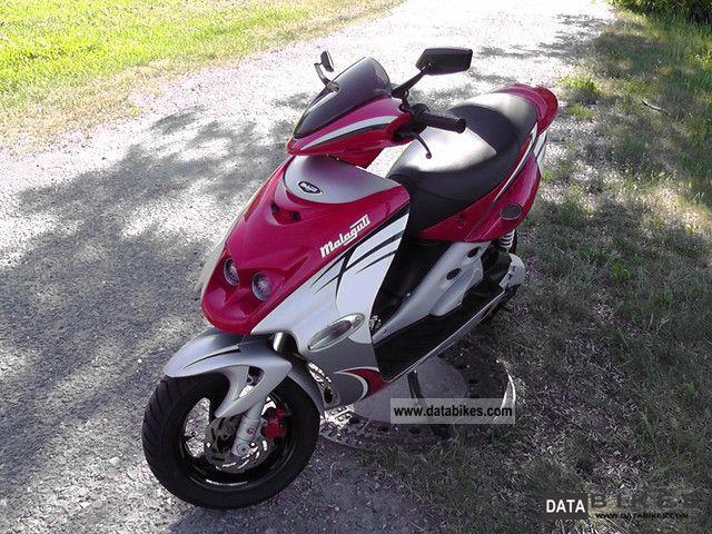 2006 Malaguti  Firefox F15 Motorcycle Scooter photo