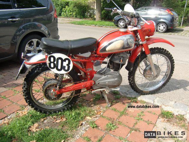 1956 NSU  251OSB Motorcycle Motorcycle photo