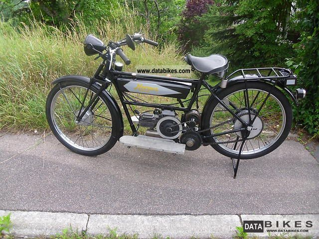 NSU  Hermes 1925 Vintage, Classic and Old Bikes photo