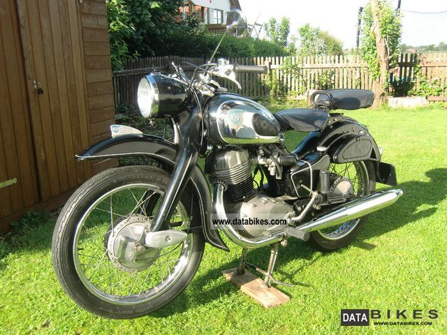 NSU  251 OSB - Special-Max 1953 Vintage, Classic and Old Bikes photo