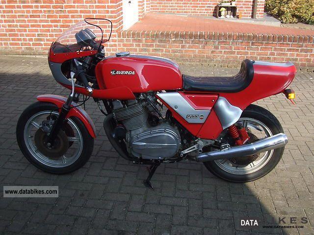 1980 Laverda  1200 Motorcycle Sports/Super Sports Bike photo