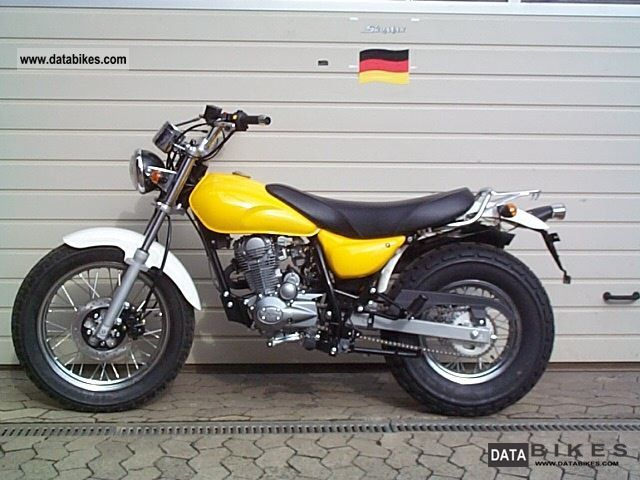 2010 Skyteam  V-Raptor 250 cc yellow Motorcycle Motorcycle photo