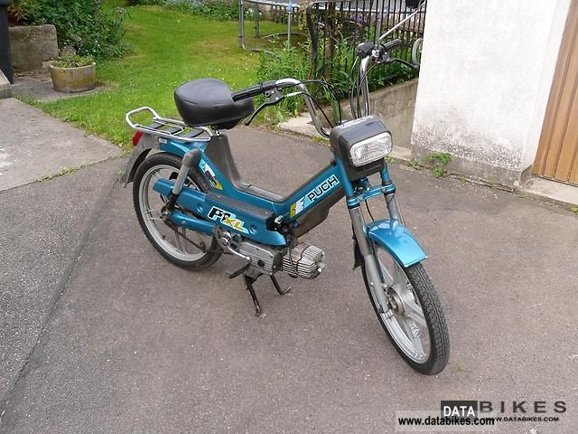 1992 Puch  Maxi XL P1 Motorcycle Motor-assisted Bicycle/Small Moped photo