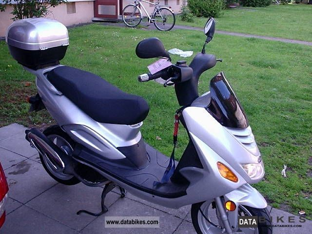 2002 Pegasus  Sky Motorcycle Scooter photo