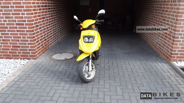 1998 Pegasus  Sky 50 Motorcycle Scooter photo
