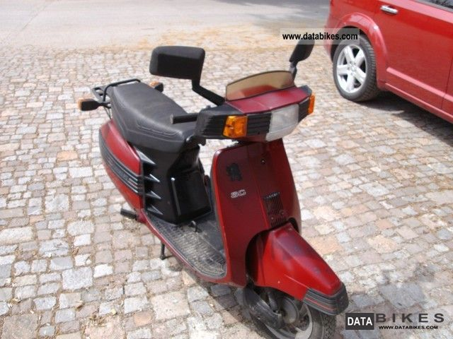 1992 Peugeot  SC 50 Motorcycle Motor-assisted Bicycle/Small Moped photo