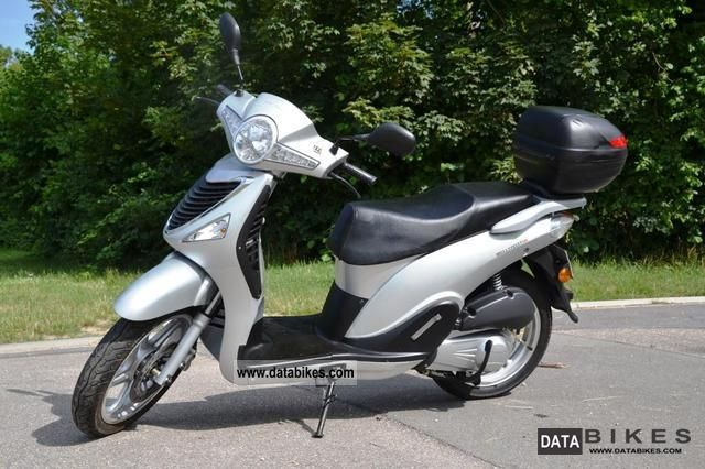2008 CFMOTO  Wall Street CF125T Motorcycle Scooter photo