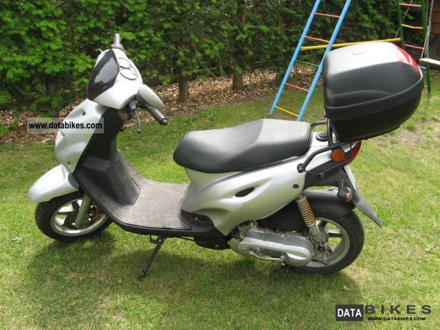 2003 CPI  scooter Motorcycle Scooter photo