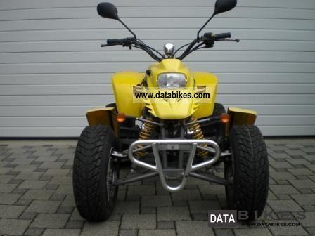 2007 Barossa  Cheetah Ram 150 Motorcycle Quad photo
