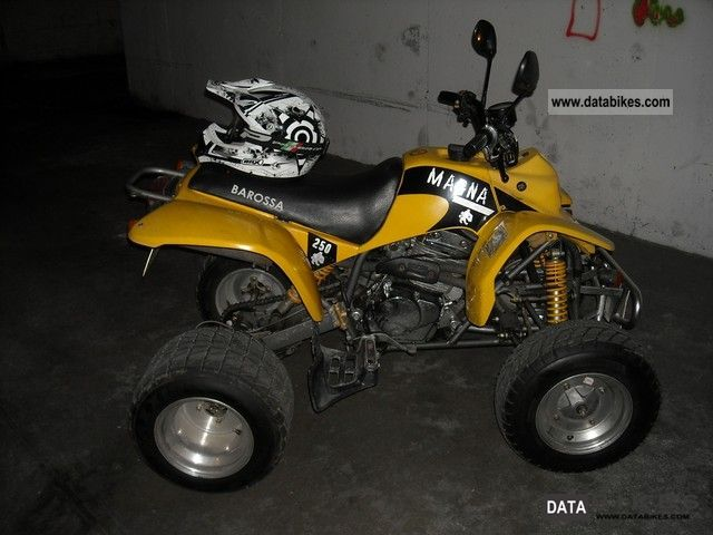 Barossa  Magna 250 2003 Quad photo