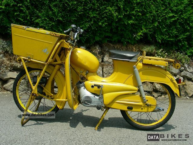 1982 Hercules  Lastboy Motorcycle Motor-assisted Bicycle/Small Moped photo