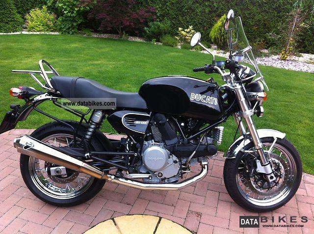 2010 Ducati  GT1000 Motorcycle Motorcycle photo
