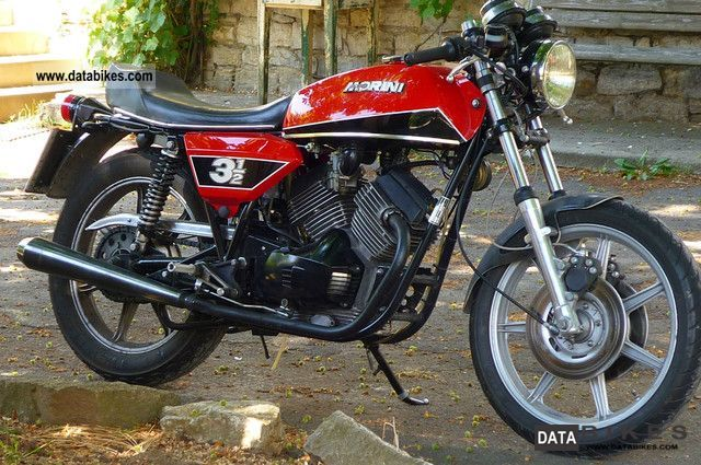 Moto Morini  3 1/2 Sport 1976 Vintage, Classic and Old Bikes photo