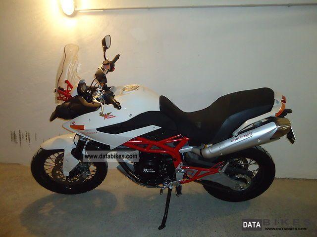 2011 Moto Morini  Granpasso 1200 - H 83 Motorcycle Enduro/Touring Enduro photo