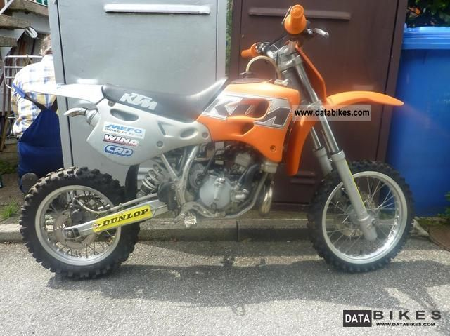 2001 KTM  65SX Motorcycle Rally/Cross photo