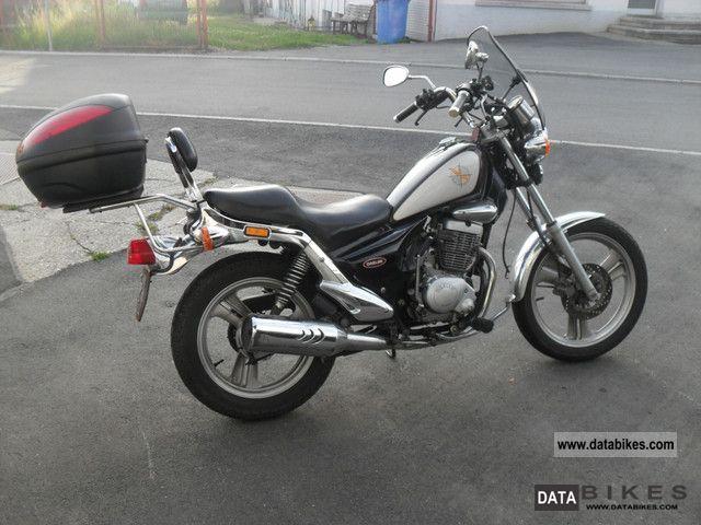 Daelim  VS 125 1 hand 2006 Motorcycle photo