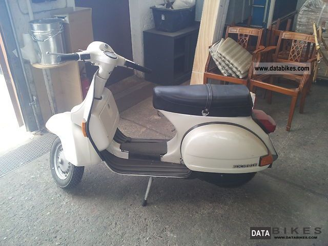 Piaggio  P200E 1979 Vintage, Classic and Old Bikes photo