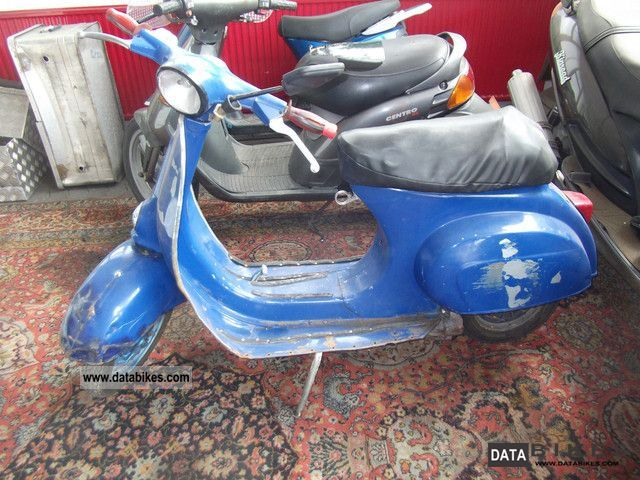Piaggio  Vespa 50 1965 Vintage, Classic and Old Bikes photo