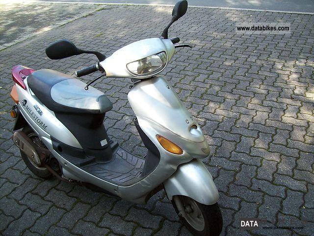 2006 Zhongyu  QT50 Motorcycle Scooter photo