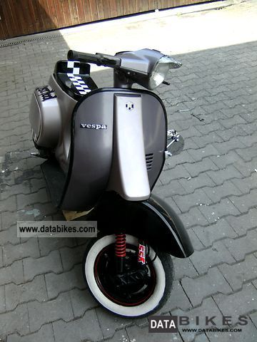 Vespa  PK 50 1900 Vintage, Classic and Old Bikes photo