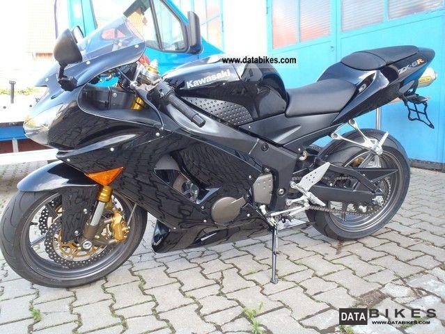 2006 Kawasaki  ZX-636 Model 636C ** Top Condition *** Motorcycle Sports/Super Sports Bike photo
