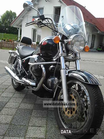 2002 Moto Guzzi  California Motorcycle Chopper/Cruiser photo