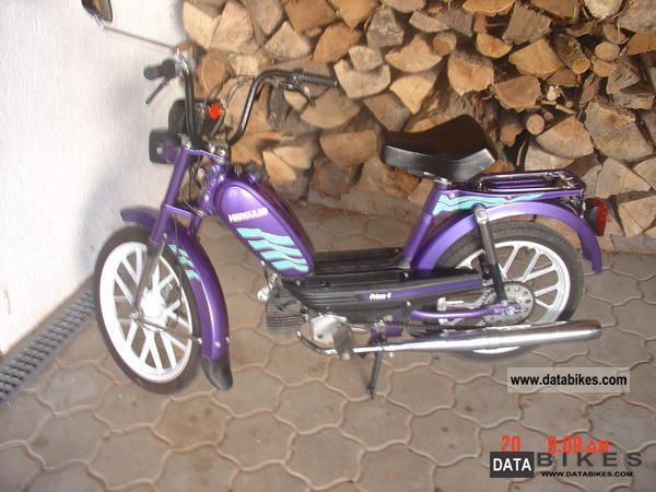 1991 Herkules  Prima 5 Motorcycle Motor-assisted Bicycle/Small Moped photo