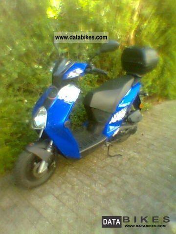 2012 Explorer  Kalio Edition Ez 5.2012 350 km inkl.Vollkasko Motorcycle Scooter photo