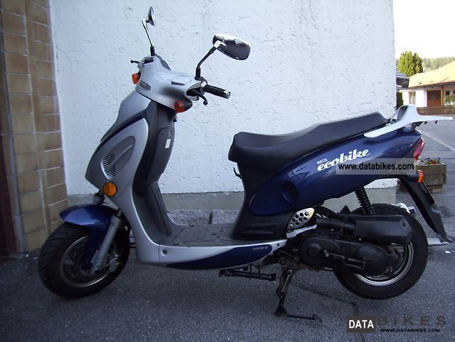 2006 MBK  Ecobike Motorcycle Scooter photo
