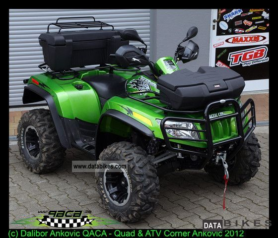 Arctic Cat Bikes And Atv S With Pictures